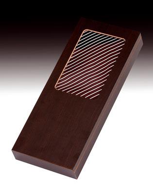 Caja regalo alargada para corbatas