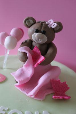 Motivtorte Teddybär