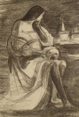 Georges de la Tour: Maria Magdalena