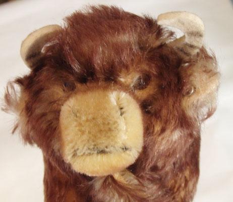 Steiff-Bison