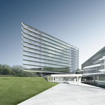 WB Deutsche Rentenversicherung Hannover - bbl architekten