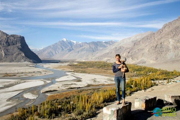 Pakistan im Karakorum Gebirge