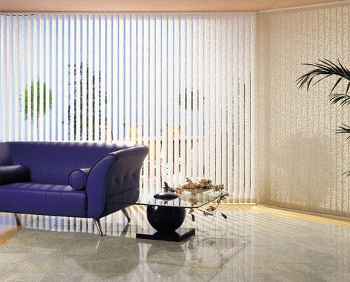 Lamellenvorhang von defakto design