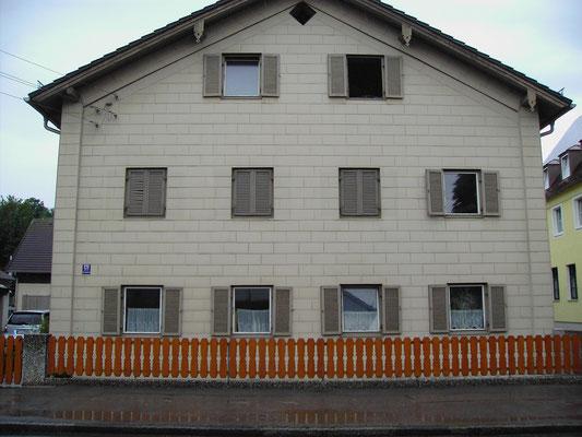 Fenster, Klappläden (vorher)