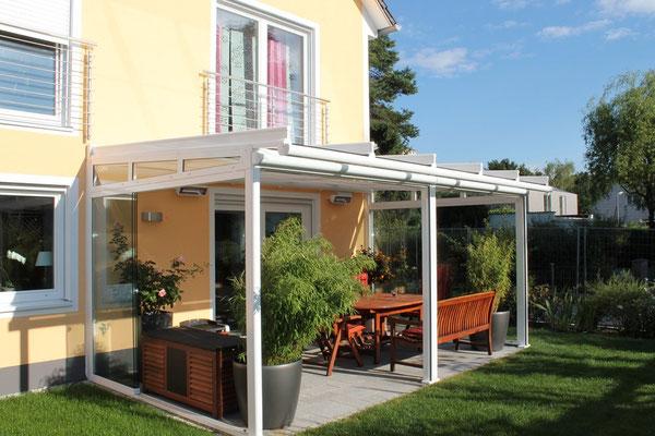 Weinor Terrassenüberdachung