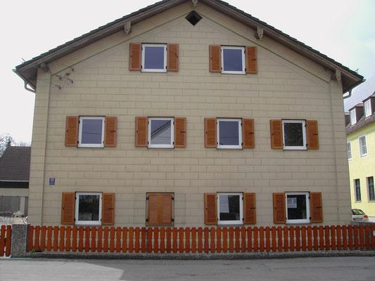 Fenster, Klappläden (nachher)