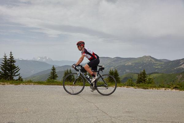 Bike-Weltrekord: Tolle Landschaften in ganz Europa / Foto Jo Becker