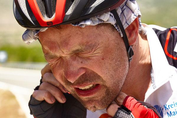 Bike-Weltrekord: Hitzestau in Kroatien / Foto Jo Becker