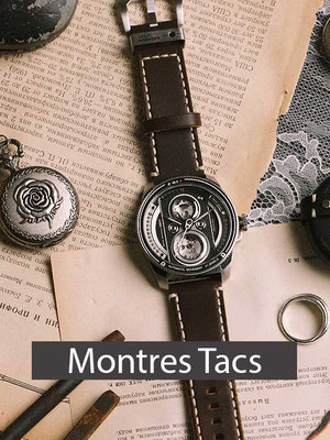 montres hommes Tacs