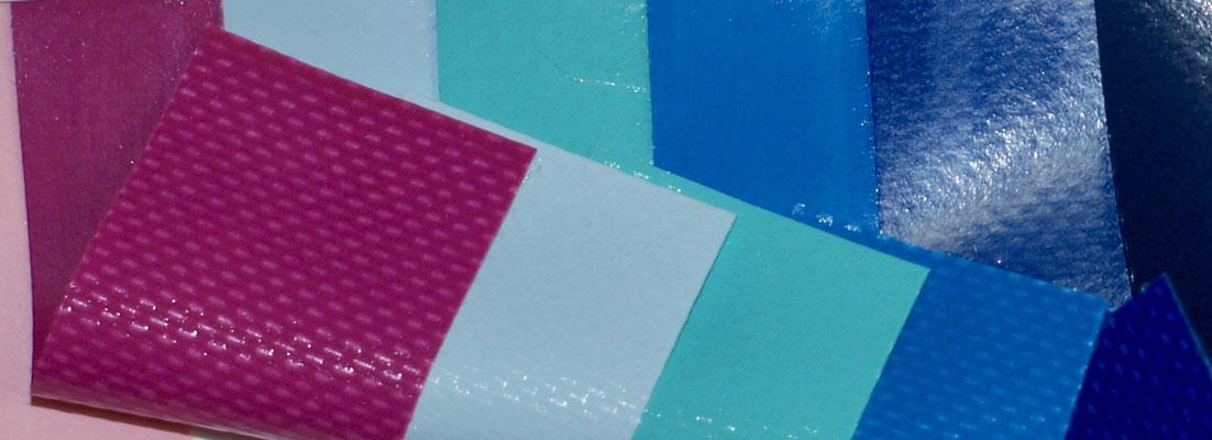 Toile PVC pour la fabrication de bimini et de sellerie dans les Alpes-Maritimes et Monaco