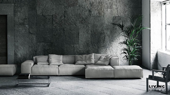 Extra Soft Sofa Living Divani