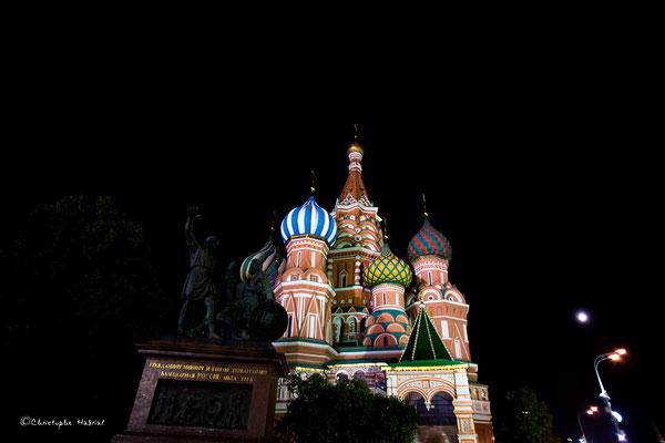Cathédrale Saint-Basile-le-bienheureux - Moscou