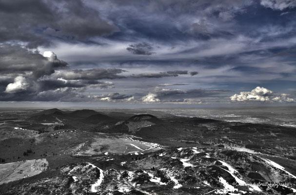 Sommet du Puy de Dôme