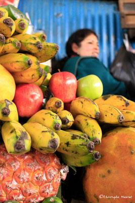 Marché de Cuzco