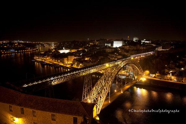 Ponte Dom Luizi vu du Mosteiro E Igreja Da Serra Do Pilar