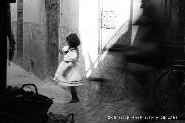 Marrakech - Danseuse