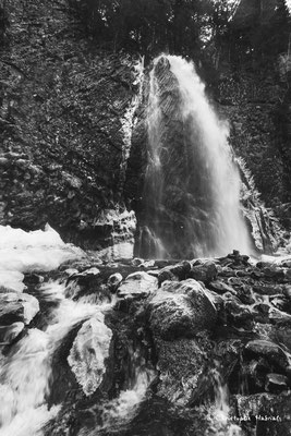 Cascade de Queureuilh
