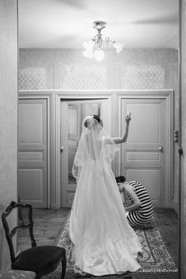 Préparatifs de mariage