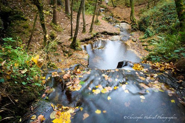 Cascade du Petit Gornand