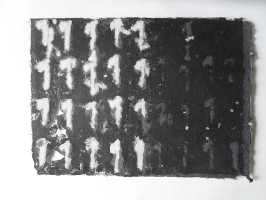 Ohne Titel | 2016 | 36 x 50 cm