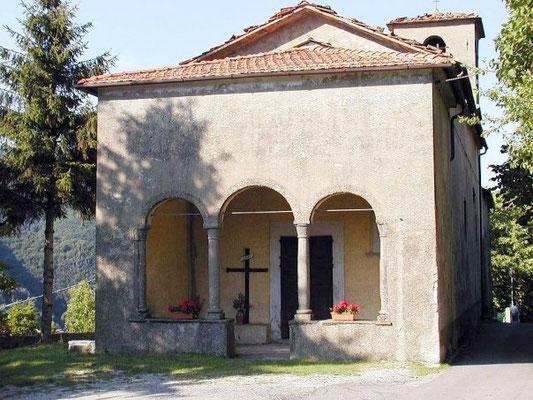 Chiesa di Frassignoni