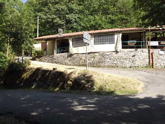 Circolo ricreativo e sede della Pro-loco di Frassignoni