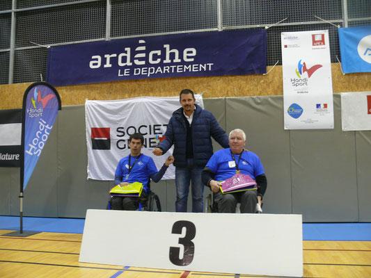prix remis par Olivier Amrane, conseiller régional