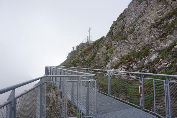 der neue Panoramsteg