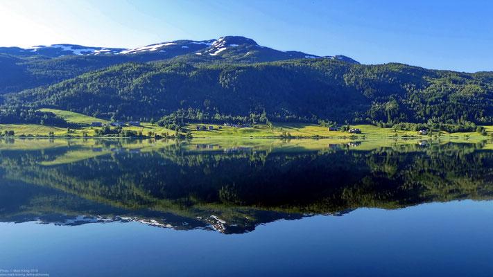 Oppheimsvatnet, Norway