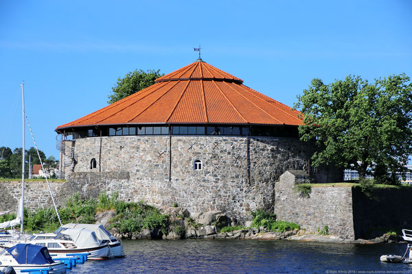 Fortress Christiansholm