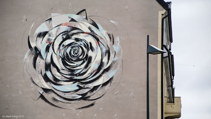 """The grey rose"" of Molde (Norway)"
