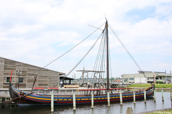 Das Winkingermuseum in Roskilde auf Seeland (DK) ist einen Abstecher wert