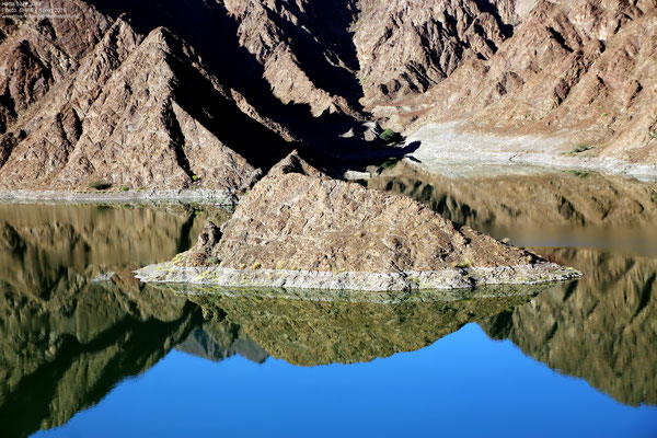 Hatta Water Dam, UAE