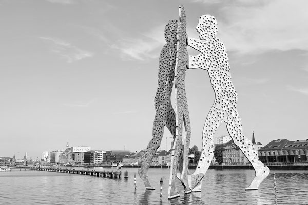 Molecule Man in Berlin