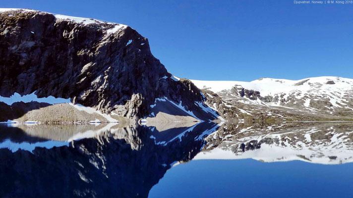 Djupvatnet in Norway