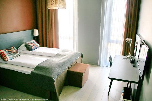Room 522 in hotel Scandic Kristiansand Bystranda