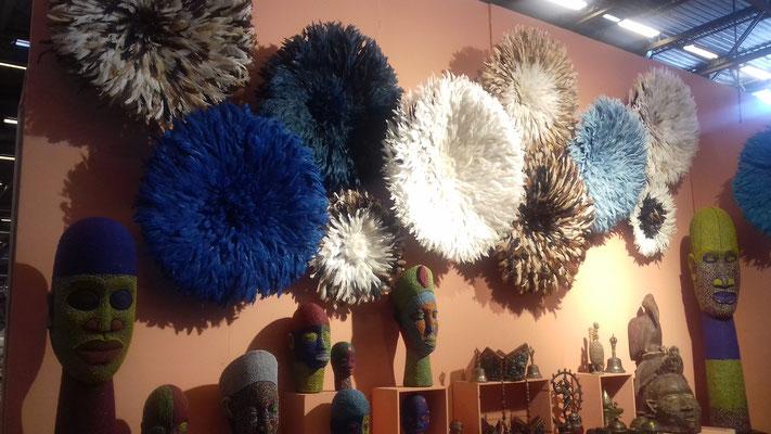 juju hat stand Maison & Objet septembre 2018 Isabelle Mourcely Décoration, décoratrice UFDI Tours Chinon Centre Indre et Loire 37
