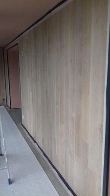Habillage de la véranda; sur Tours-Nord, Isabelle Mourcely, décoratrice UFDI à Tours 37000 et Chinon 37500. Crédit photo Isabelle Mourcely