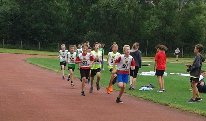Jakob Stadler - 13. Platz 1000m Bahnlauf