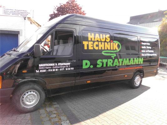 Haustechnik D. Stratmann, www.textildruck-Hansa.de  Müllerhamm outdoor