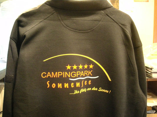 Campingpark Sonnensee Peckeloh Sweatshirt