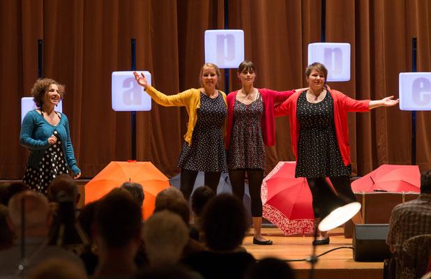 Internationaler A cappella contest Leipzig - © Holger Schneider/DREIECK MARKETING