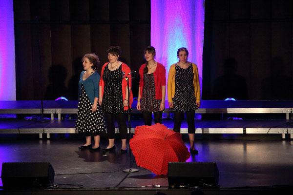 Foto: Martin Alder - A Cappella Abend Uni Oldenburg 1/2016