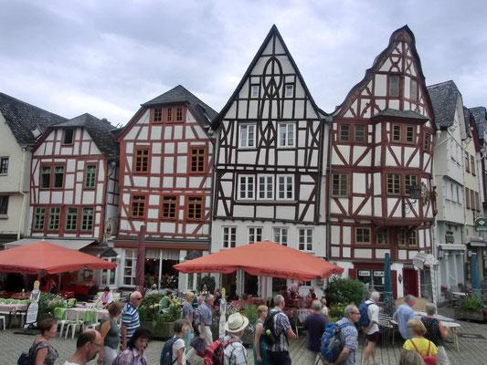 Bischofsplatz (Foto: Daniela Grimm)