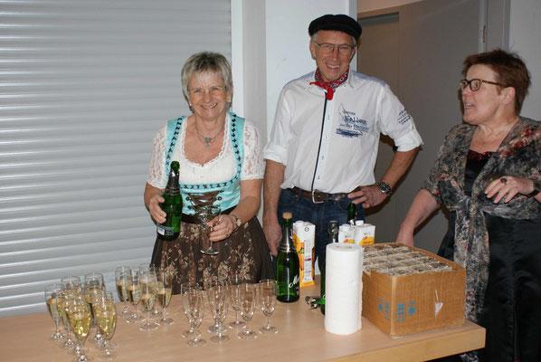 Viel Spaß hatten alle beim närrischen Fastnachtstreiben (Foto: Wolfgang Stein)