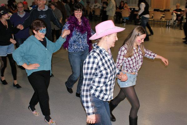 Närrisches Tanzvergnügen 2017
