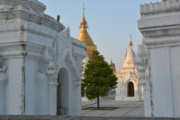 Mandalay, Kuthodaw-Pagode