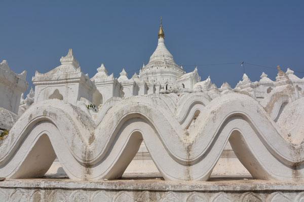 Myatheindan-Pagode, Mingun