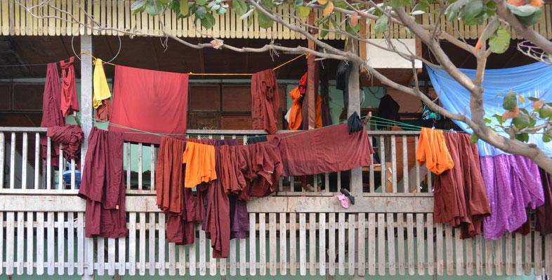 Waschtag im Kloster