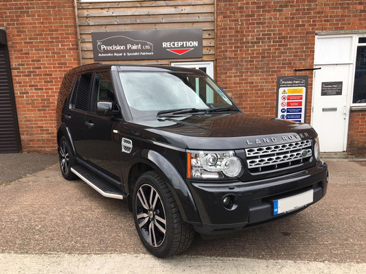 Land Rover Discovery SDV6 Customisation   Precision Paint   Wellington